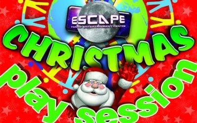 Christmas Autism Play Session – 22nd Dec 9.30 – 11.30am