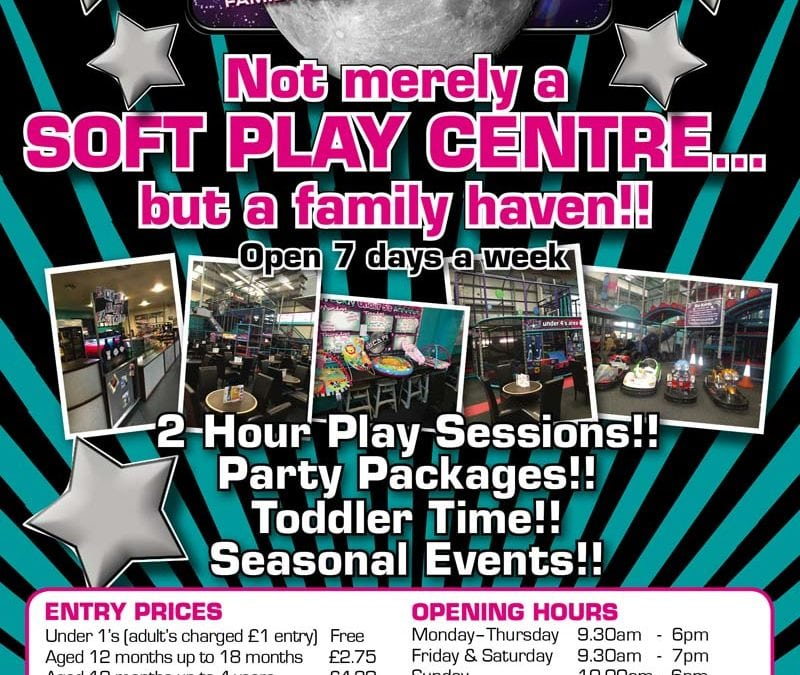 Lower Toddler Entry Prices at Escape as from Wednesday 6th September 2017