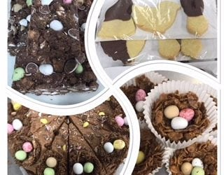 Cakeaway at Escape….. now making our yummy Easter cakes too!