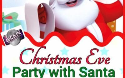 Christmas Eve Party with Santa Visit