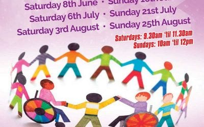 SEND Inclusive Play Session – 16th June 2019 – 10am to 12 noon