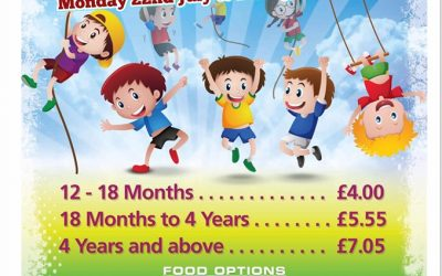 Entry & Meal Deal – Summer Holiday Offer