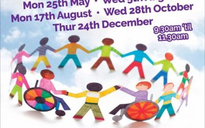 SEND Inclusive Play Sessions – Dates for 2020